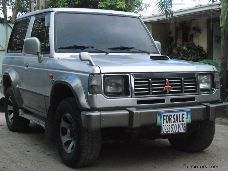 Used Mitsubishi Galloper for sale in Cebu