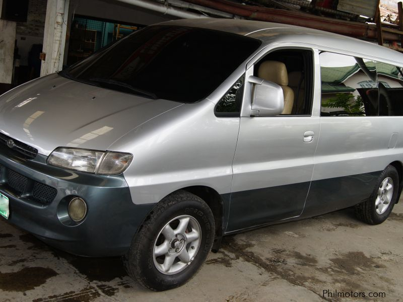 Used Hyundai Starex for sale in Cebu