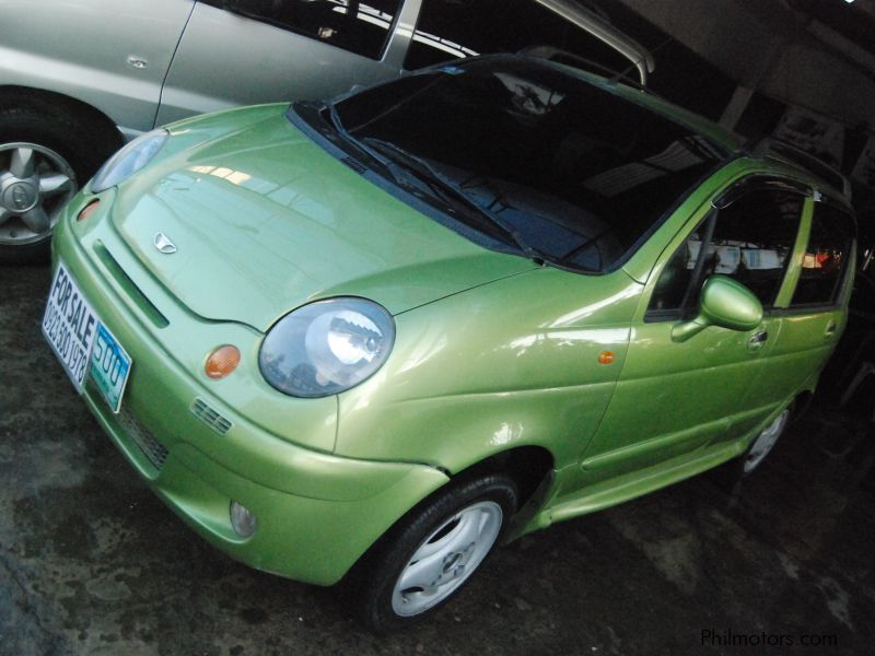 Used Daewoo matiz for sale in Cebu