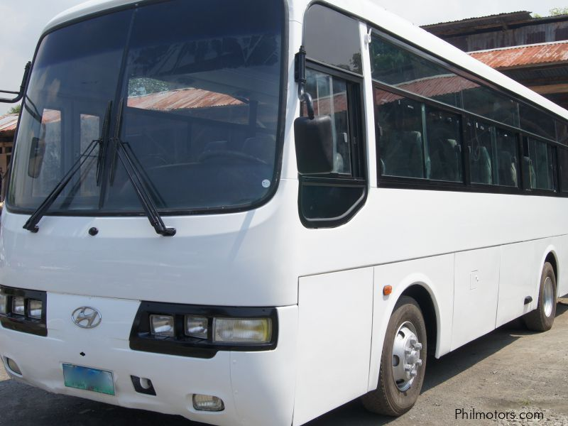Used Hyundai Aerotown Bus for sale in Cebu