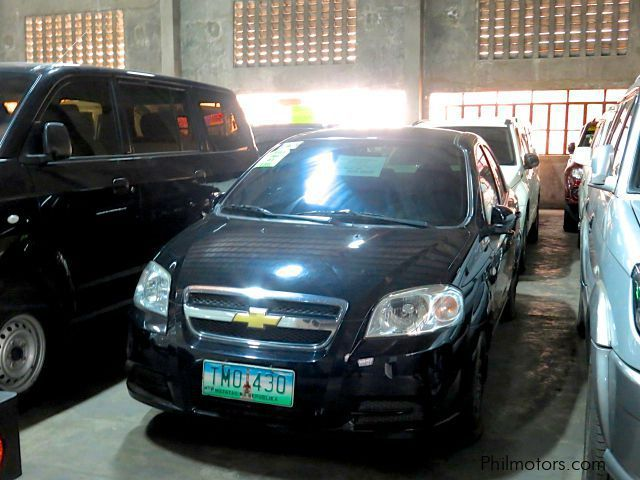 Used Chevrolet Aveo LS for sale in Paranaque City