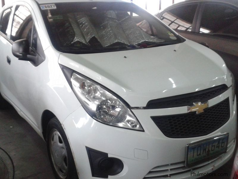 Used Chevrolet Spark for sale in Paranaque City