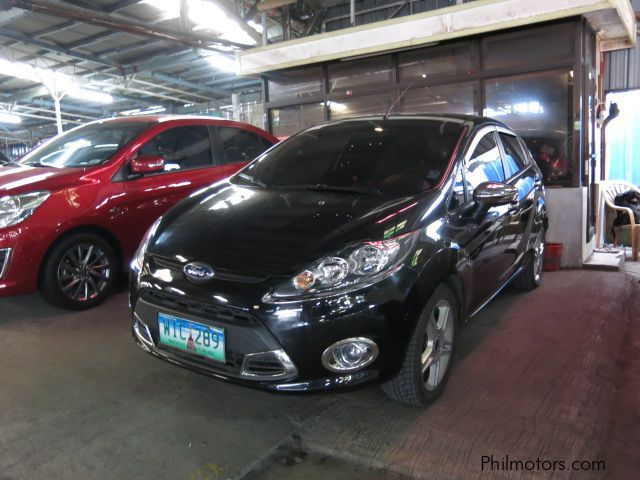 Used Ford Fiesta S for sale in Pasig City