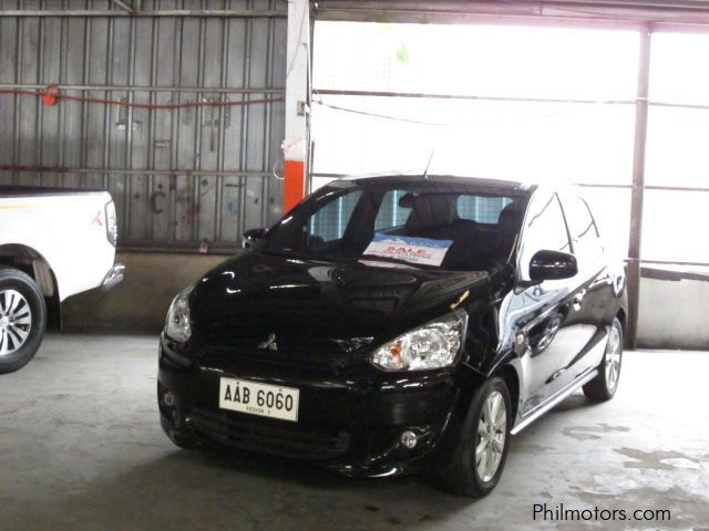 Used Mitsubishi Mirage GLX for sale in Pasig City