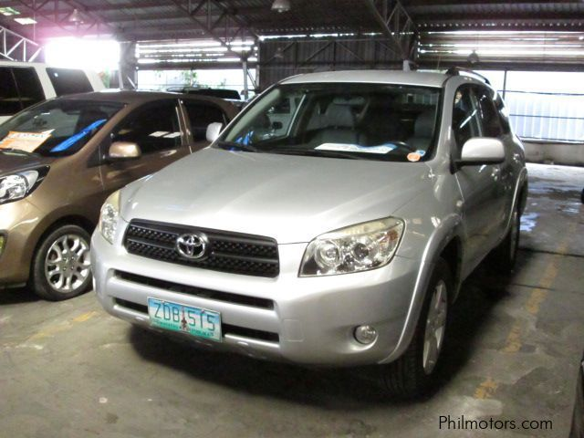 Used Toyota Rav 4 for sale in Pasig City