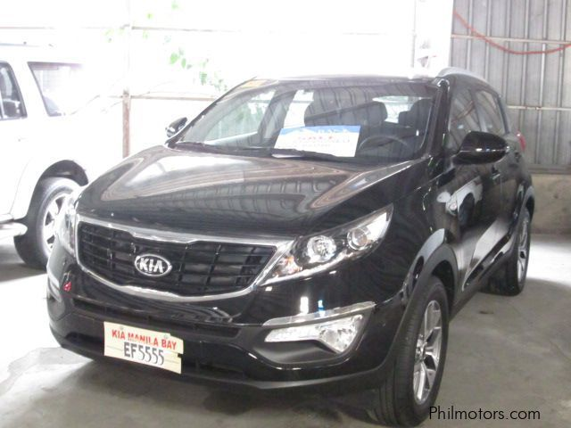 Used Kia Sportage for sale in Pasig City