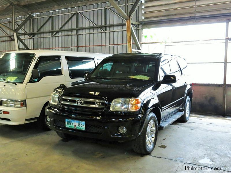 Used Toyota Sequoia Limited Edition for sale in Pasig City