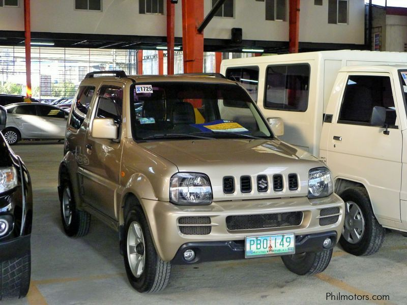 Used Suzuki Jimmy for sale in Quezon City