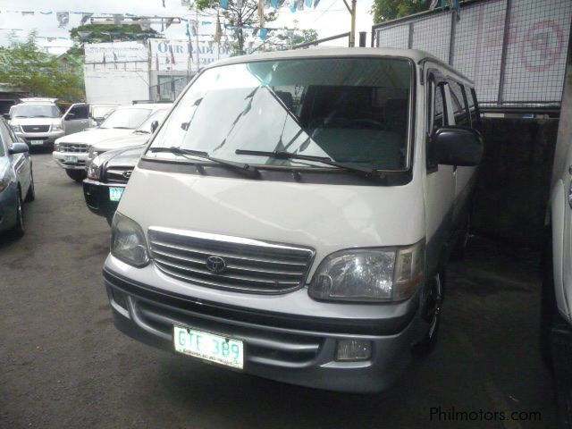 Used Toyota Hi-Ace for sale in Quezon City