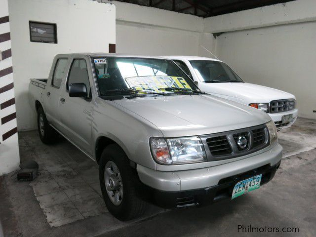 Used Nissan Frontier Bravado for sale in Quezon City