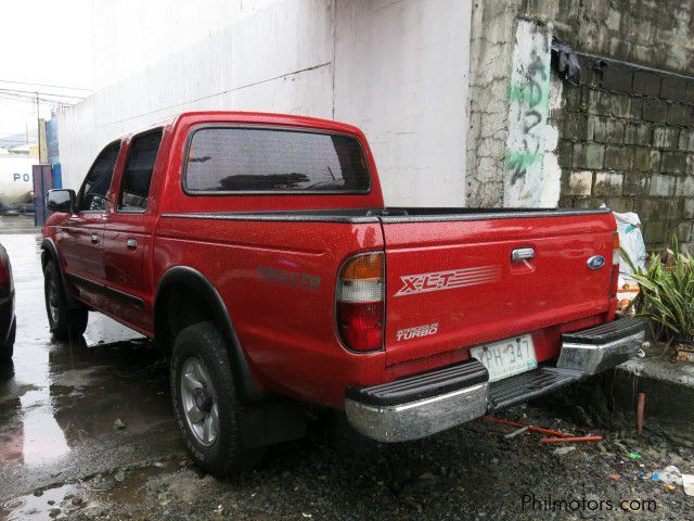 Used Ford Ranger for sale in Quezon City