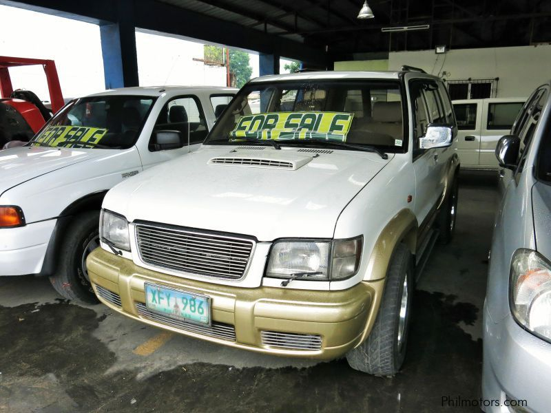 Used Isuzu Trooper for sale in Quezon City