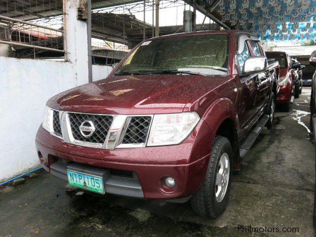 Used Nissan Frontier Navarra for sale in Quezon City