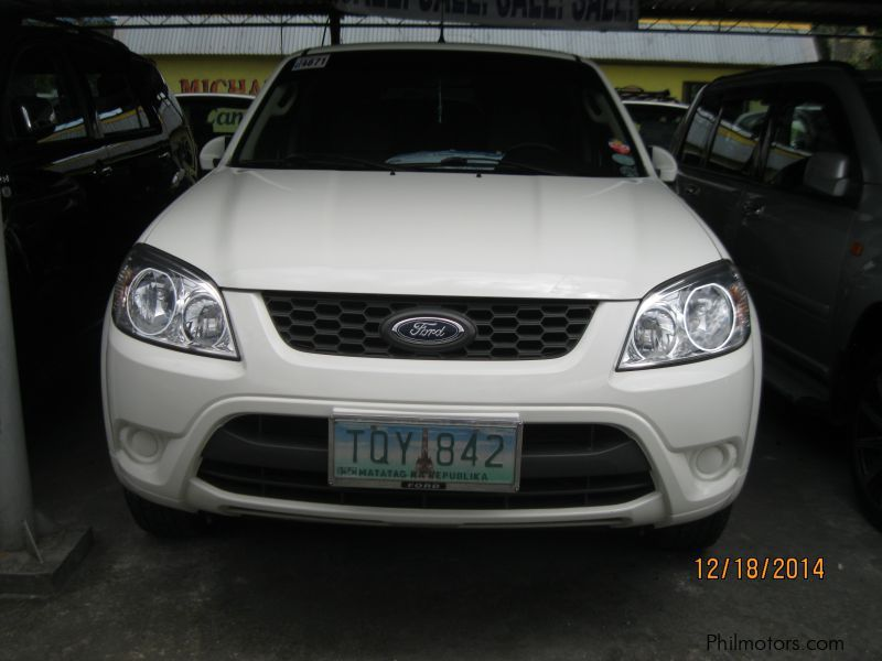 Used Ford Escape for sale in Pasay City