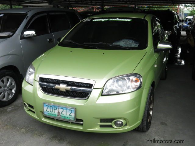 Used Chevrolet Aveo for sale in Pasay City