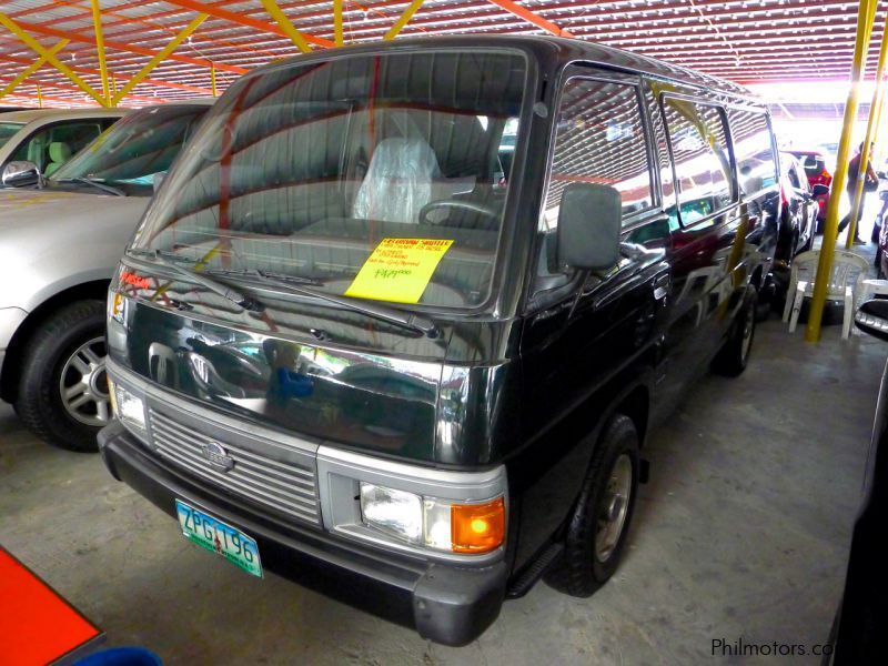 Used Nissan Urvan Shuttle for sale in Pasig City