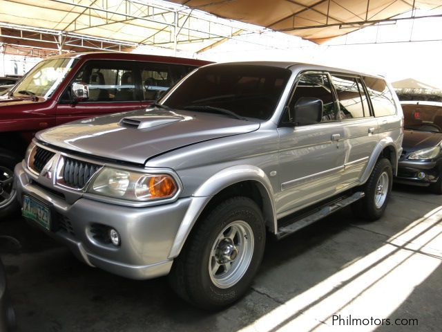 Used Mitsubishi Montero Sport for sale in Las Pinas City