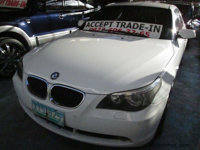Used BMW 530i for sale in Las Pinas City