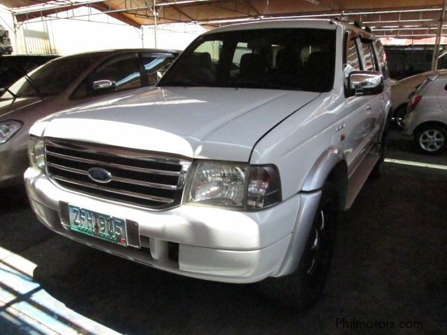 Used Ford Everest for sale in Las Pinas City