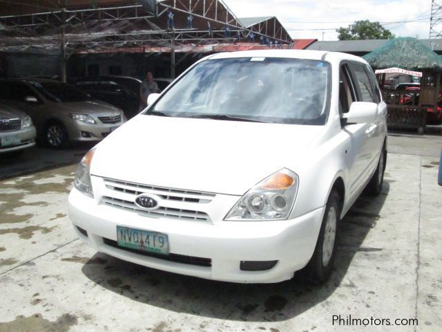 Used Kia carnival for sale in Las Pinas City