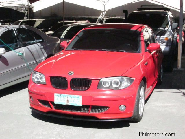 Used BMW 118 for sale in Las Pinas City