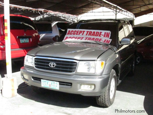 Used Toyota Land Cruiser V8 for sale in Las Pinas City