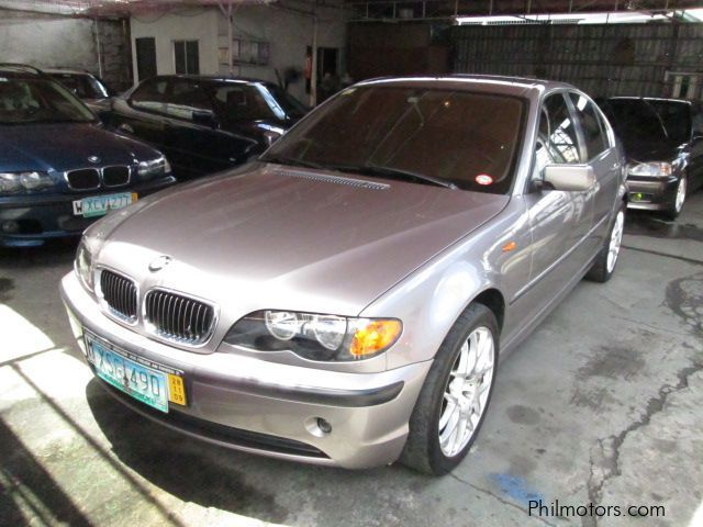 Used BMW 320 i for sale in Las Pinas City