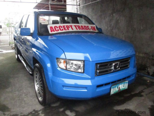 Used Honda Ridgeline for sale in Las Pinas City