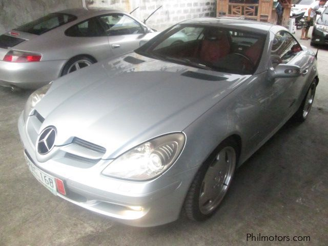 Used Mercedes-Benz SLK 200 for sale in Las Pinas City