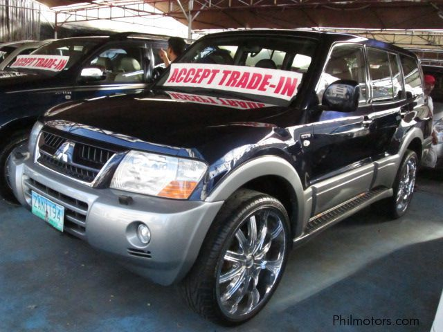 Used Mitsubishi pajero gls for sale in Las Pinas City