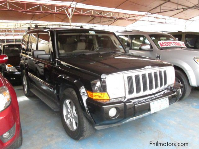 Used Jeep Commander for sale in Las Pinas City