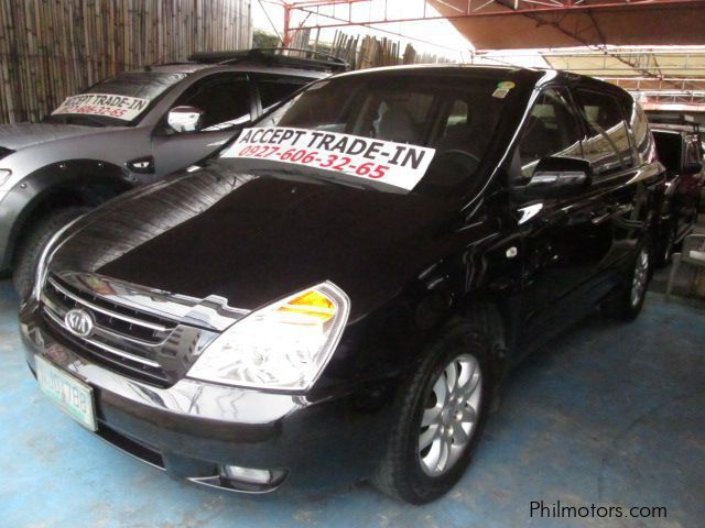 Used Kia Carnival EX for sale in Las Pinas City