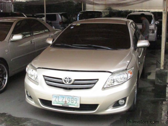 Used Toyota Altis for sale in Las Pinas City