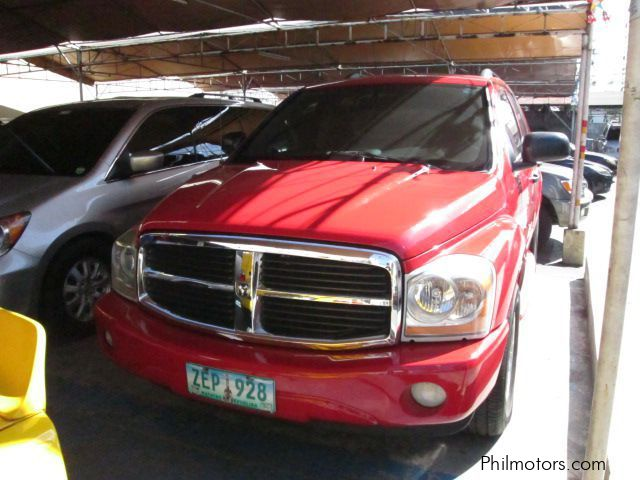 Used Dodge Durango Limited for sale in Las Pinas City
