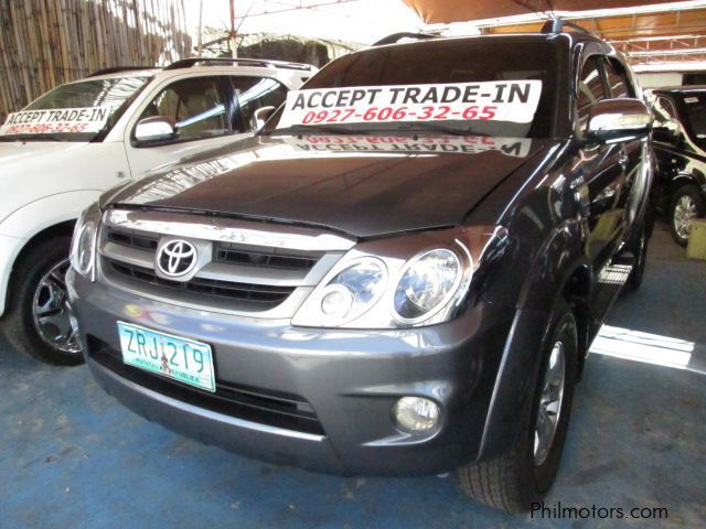 Used Toyota Fortuner G VVTi for sale in Las Pinas City