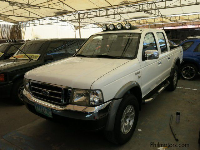 Used Ford Ranger Trekker for sale in Las Pinas City