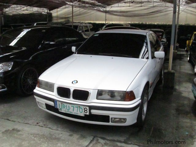 Used BMW 316 i for sale in Las Pinas City