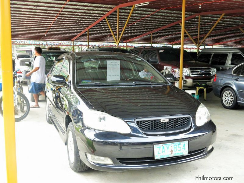 Used Toyota Altis for sale in Antipolo City