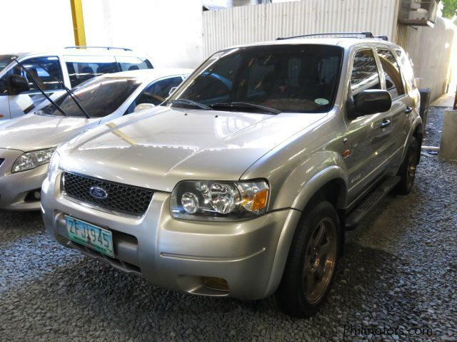 Used Ford Escape XLT for sale in Quezon City