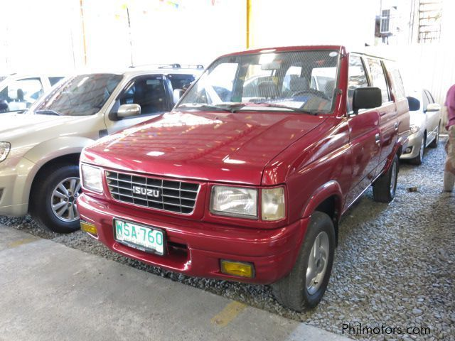 Used Isuzu Hilander SL for sale in Quezon City