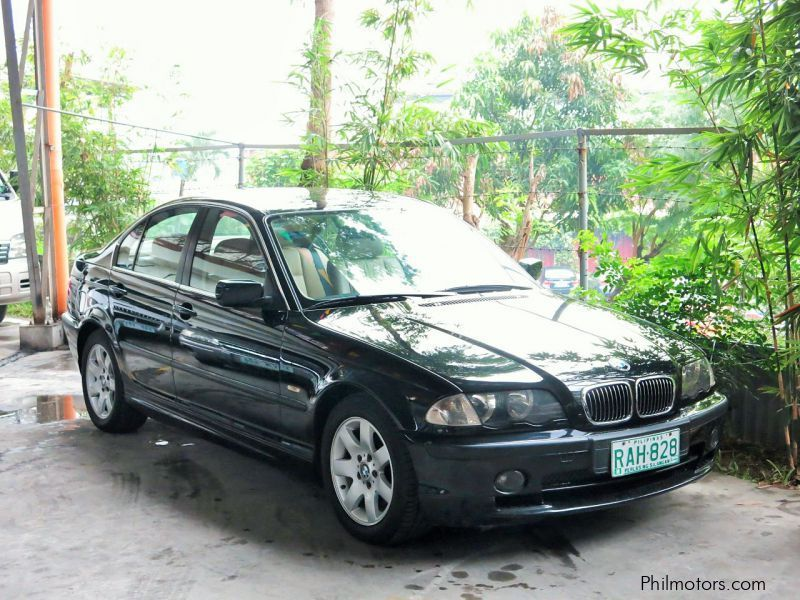 Used BMW 325i for sale in Pasig City