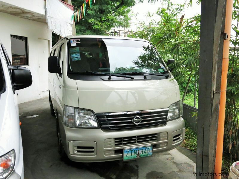 Used Nissan Urvan Estate for sale in Pasig City