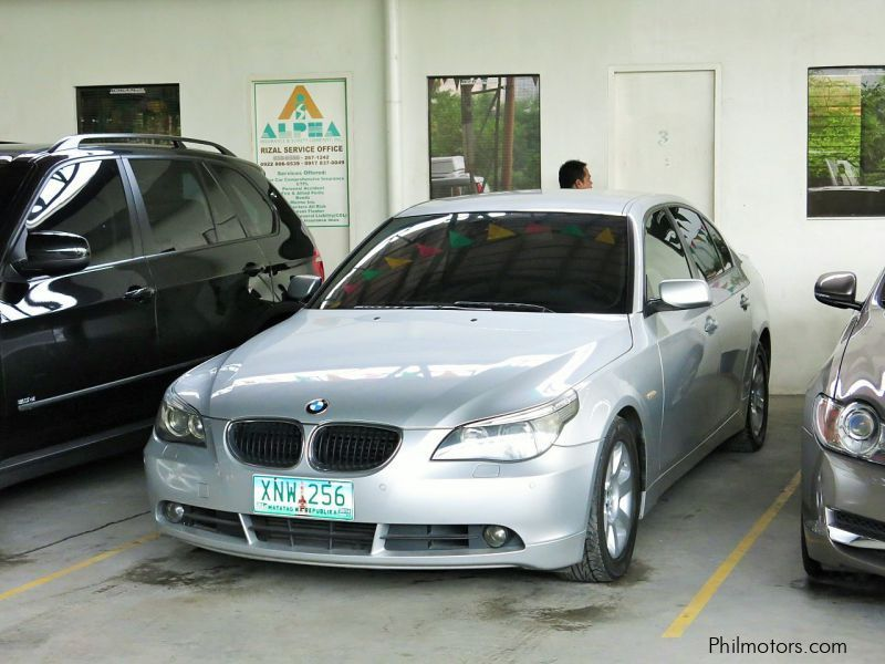 Used BMW 530d for sale in Pasig City