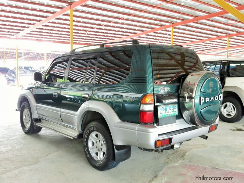 Used Toyota Land Cruiser Prado for sale in Pasig City