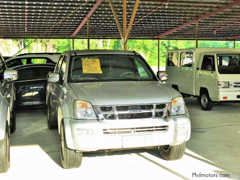 Used Isuzu D-Max for sale in Antipolo City