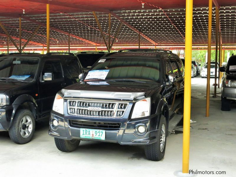 Used Isuzu Alterra for sale in Antipolo City