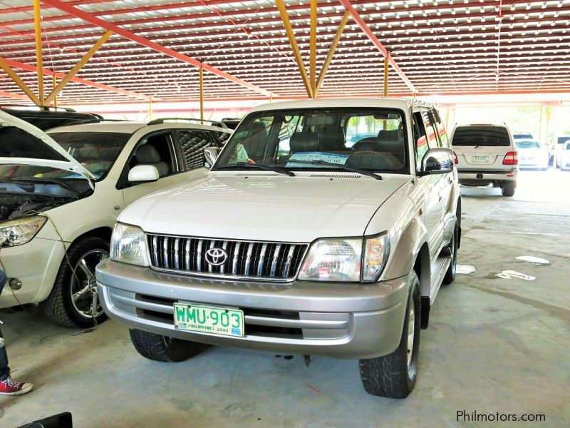 Used Toyota Prado for sale in Antipolo City