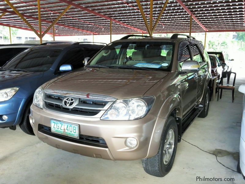 Used Toyota Fortuner for sale in Antipolo City