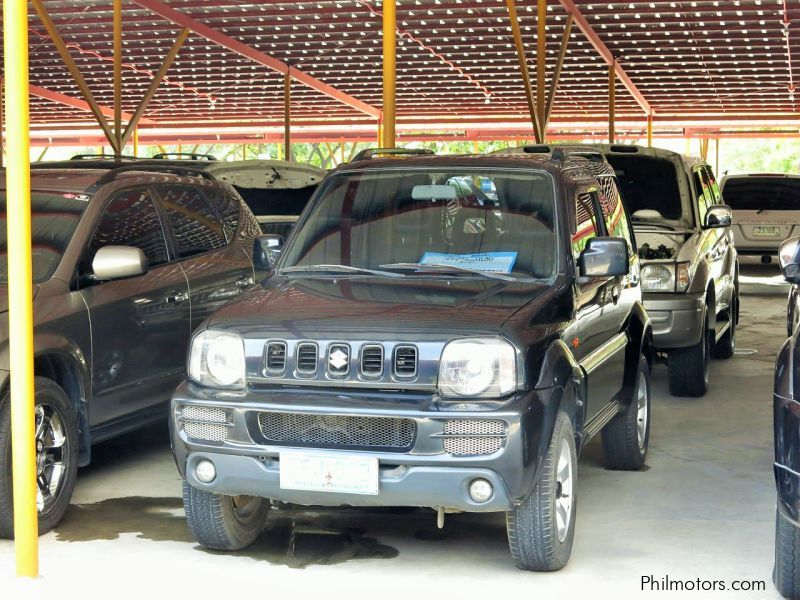 Used Suzuki Jimny for sale in Antipolo City
