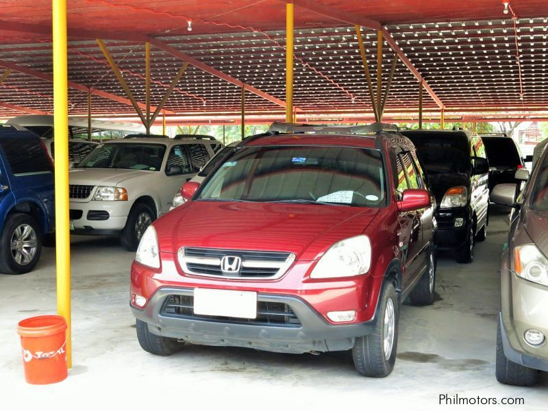 Used Honda CR-V for sale in Antipolo City